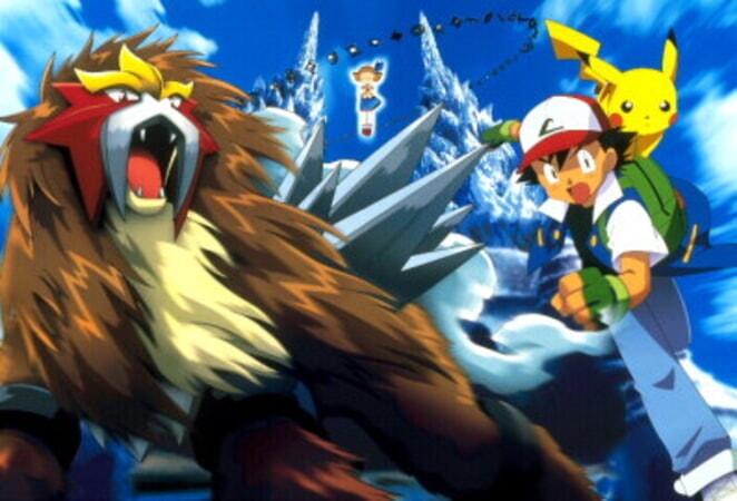 Image result for Pokémon 3 2001