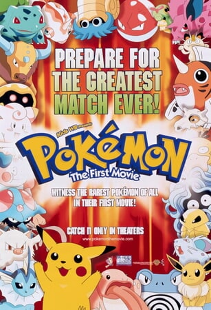 Pokemon: the First Movie - Image - Image 8