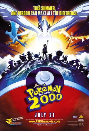 Pokemon the Movie 2000 - Image - Image 7