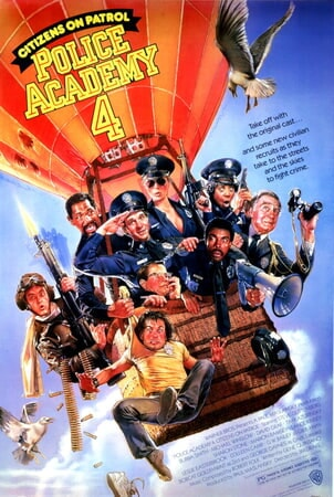 Police Academy 4: Citizens on Patrol - Image - Image 7