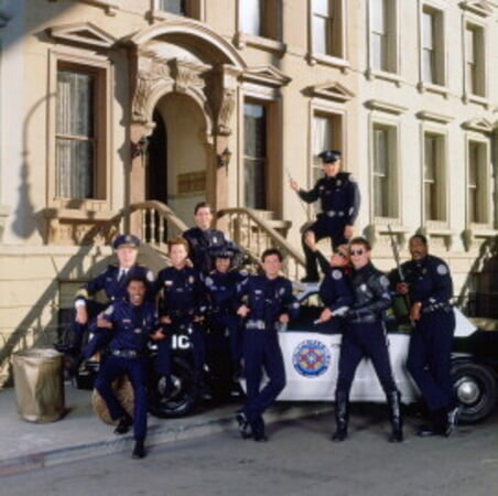 Police Academy 6: City Under Siege - Image - Image 1