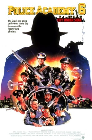 Police Academy 6: City Under Siege - Image - Image 12
