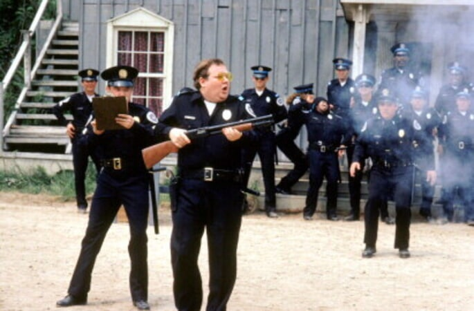 Police Academy - Image - Image 8