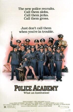 Police Academy - Image - Image 13