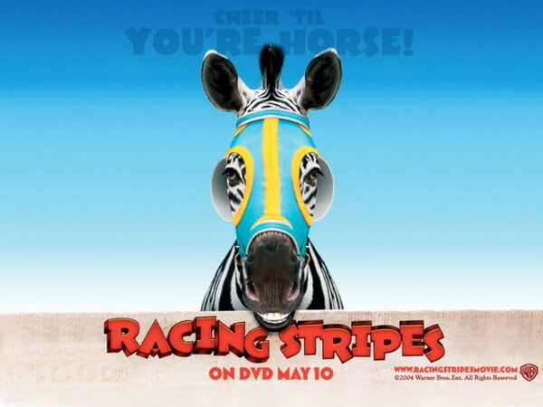 Racing Stripes - Poster 1
