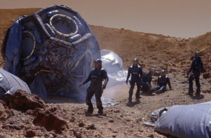 Red Planet - Image - Image 2