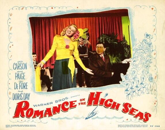 Romance on the High Seas - Image - Image 8