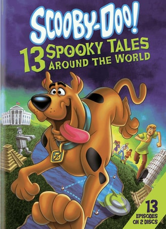 Scooby-doo: 13 Spooky Tales from Around the World - Image - Image 1