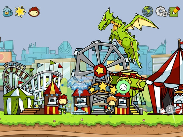 Scribblenauts Unlimited Mobile Photo 1