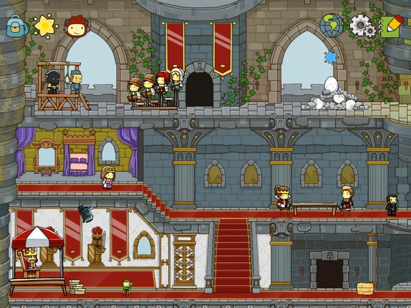 Scribblenauts Unlimited Mobile Photo 2