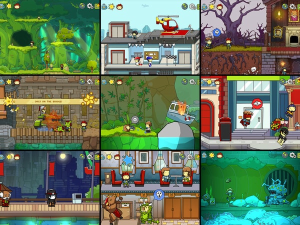 Scribblenauts Unlimited Mobile Photo 3