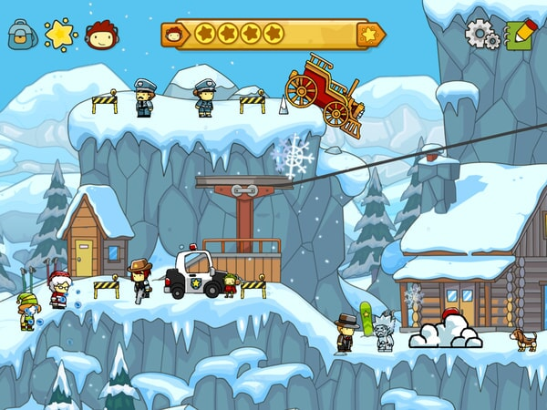 Scribblenauts Unlimited Mobile Photo 4