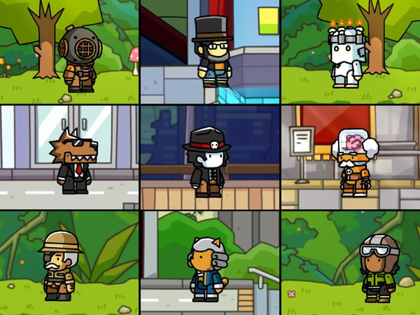 Scribblenauts Unlimited Mobile Photo 5