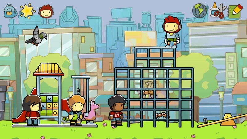 Scribblenauts Unlimited - Image - Image 1