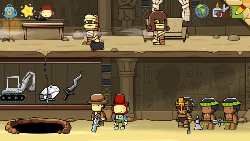 Scribblenauts Unlimited - Image - Image 2