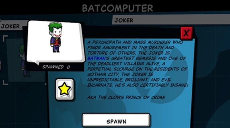 Scribblenauts Unmasked: A DC Comics Adventure - Image - Image 5