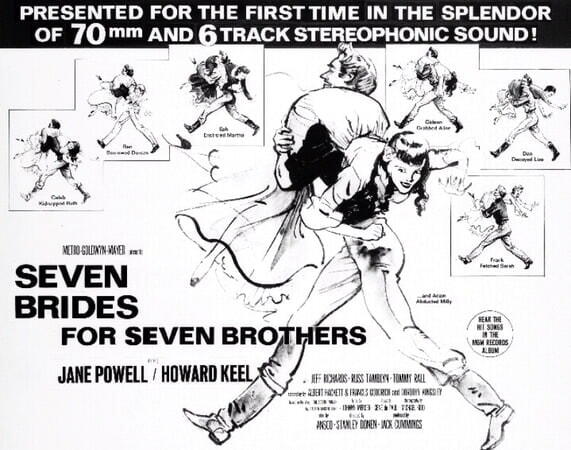 Seven Brides for Seven Brothers - Image - Image 12