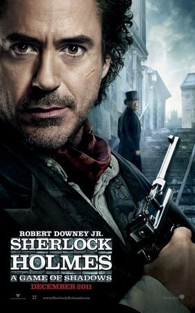Sherlock Holmes: A Game of Shadows - Image - Image 1