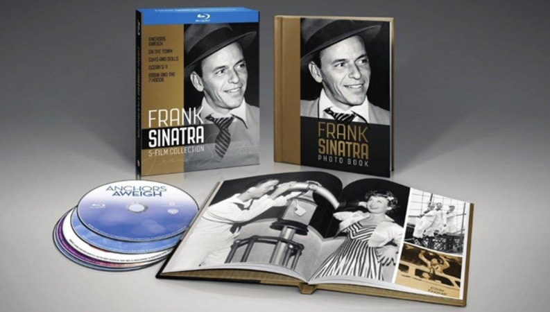 Frank Sinatra 5-Film Collection - Image - Image 1