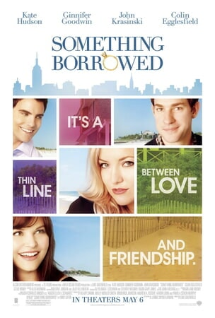 Something Borrowed - Poster 1