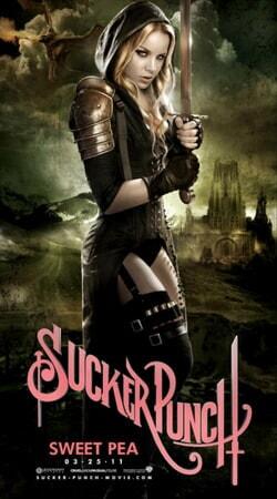 Sucker Punch - Poster 1