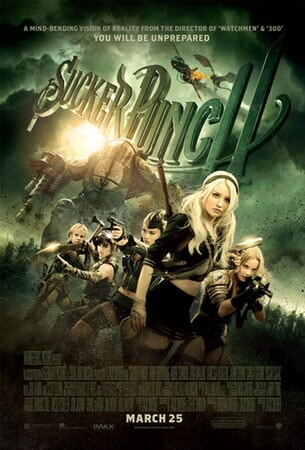 Sucker Punch - Poster 4