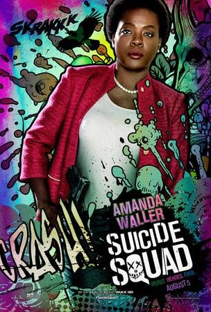 Suicide Squad - Amanda Waller