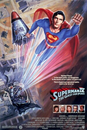 Superman IV: The Quest for Peace - Image - Image 16