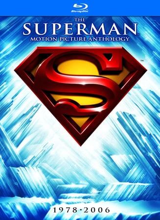 Superman: Motion Picture Anthology (1978-2006) - Image - Image 1