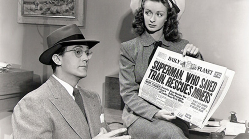Superman Theatrical Serials: the 1948 & 1950 Collection - Image - Image 1