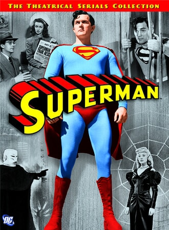 Superman Theatrical Serials: the 1948 & 1950 Collection - Image - Image 2