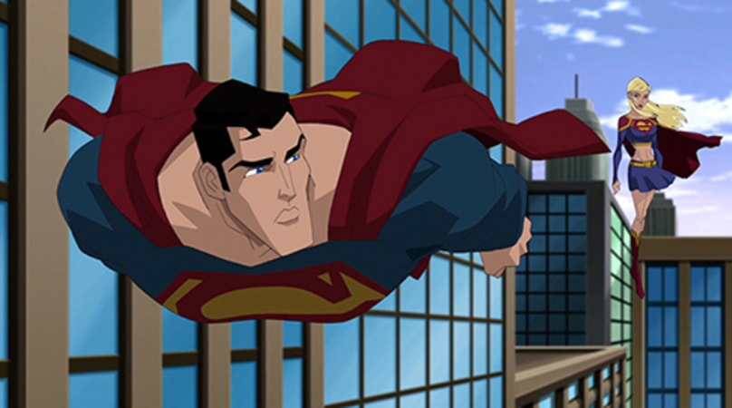 superman unbound available on bluray, dvd and digital