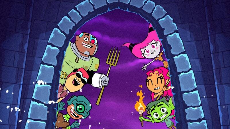 Teen Titans Go! photo 1