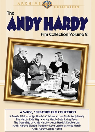 The Andy Hardy Film Collection, Volume 2 - Image - Image 1