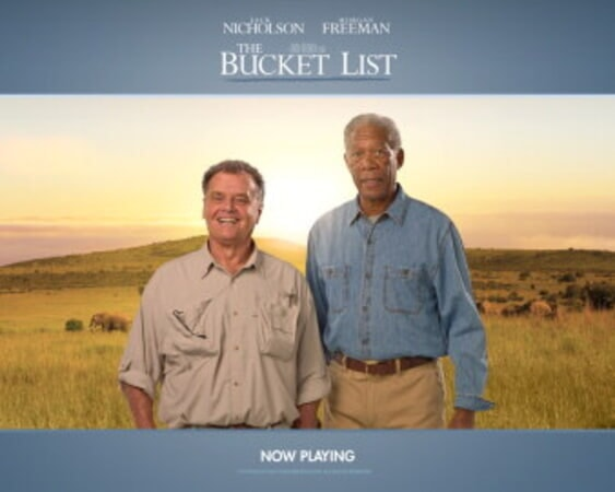 The Bucket List - Image - Image 1