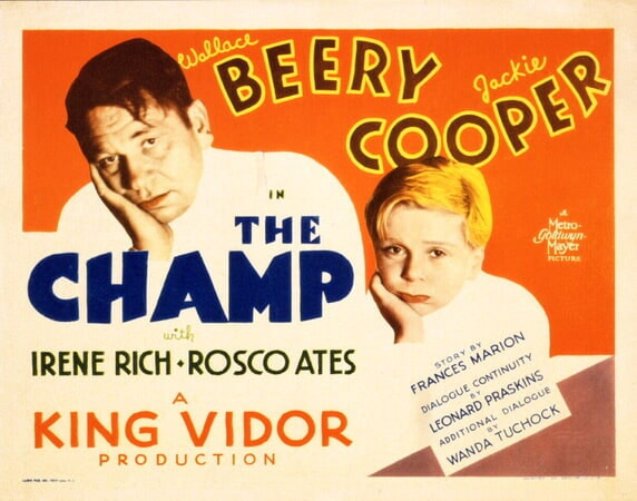 The Champ (1931) - Image - Image 4