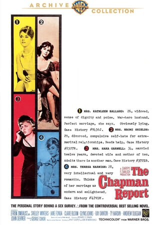 The Chapman Report - Image - Image 1