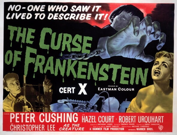 The Curse of Frankenstein - Image - Image 1