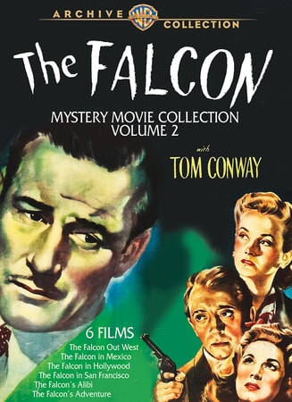 The Falcon Mystery Movie Collection: Volume 2 - Image - Image 1