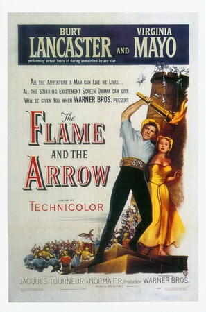 The Flame and the Arrow - Image - Image 1