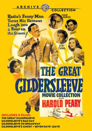 The Great Gildersleeve Movie Collection - Image - Image 1