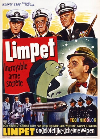 The Incredible Mr. Limpet - Image - Image 8