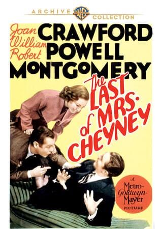 The Last of Mrs. Cheyney (1937) - Image - Image 1