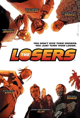 The Losers - Image - Image 2