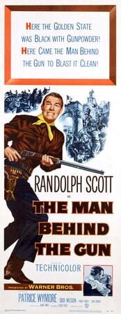 The Man Behind the Gun - Image - Image 2