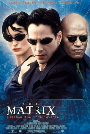 The Matrix - Poster 2