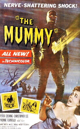 The Mummy - Poster 1