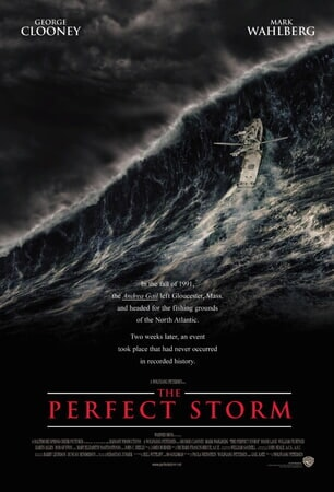 The Perfect Storm - Poster undefined