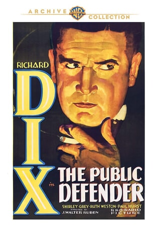 The Public Defender (1931) - Image - Image 1