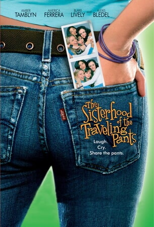 The Sisterhood of the Traveling Pants - Poster 1